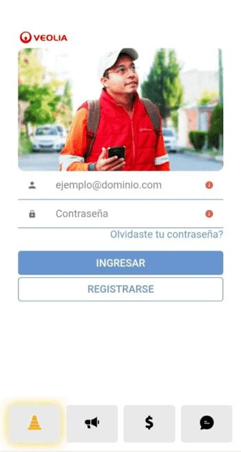 App VEOLIA