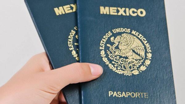 Pasaporte mexicnao