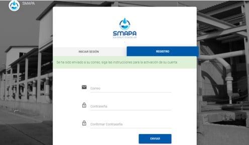 Registro SMAPA